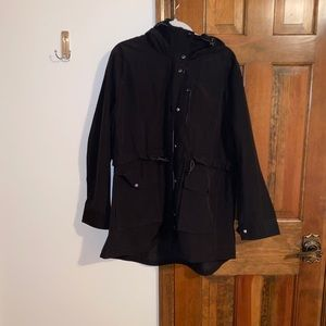 J. Crew Perfect Rain Jacket